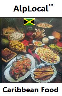 AlpLocal Caribbean Food