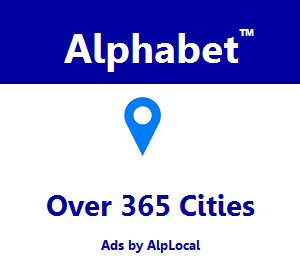 Alphabet Local Ads
